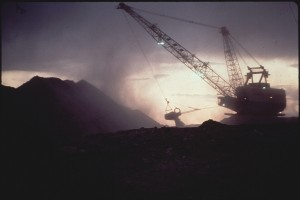 Peabody Coal mines over ancient burial grounds Black Mesa