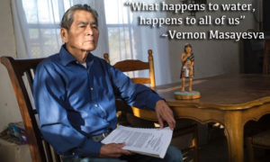 BMT-Founder-Vernon-Masayesva-quote-water